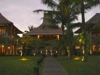 отель Maya Ubud Resort 5*