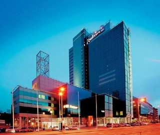 отель Radisson Blu Hotel, Tallinn 4*