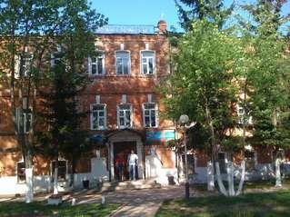 отель Ризоположенская 2*