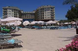 отель Mukarnas Resort & SPA 5*