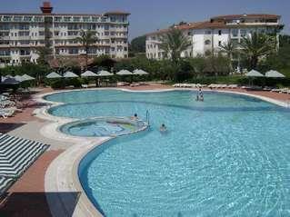 отель Belconti Resort 5*