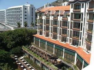 отель The Cliff Bay 5*