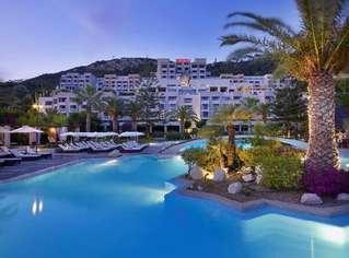 отель Sheraton Rhodes Resort 5*