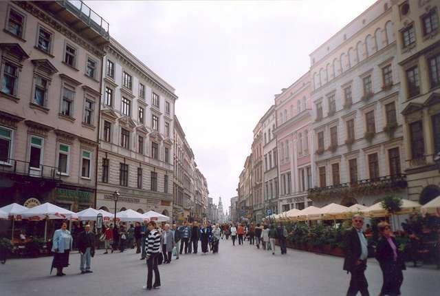 Улица Гродзка