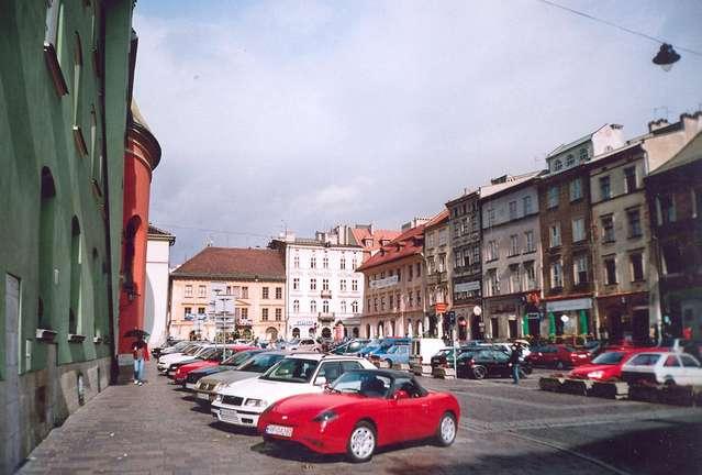 Площадь Малый Рынок