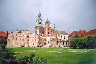 Вавель, кафедральный собор.