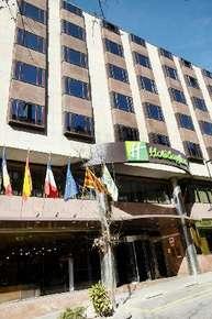 отель Holiday Inn Andorra 5*