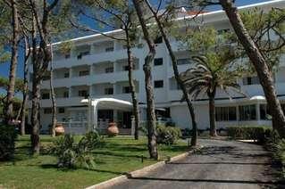 отель Domizia Palace 4*