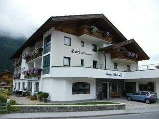отель Gluck Auf Garni Hotel 3*