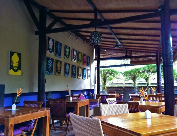 Ресторанчик в Убуде
