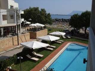 отель Aphrodite Beach 4*