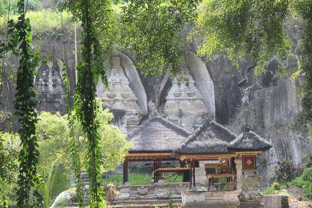 Комплекс Gunung Kawi