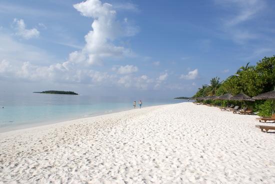 Наш остров, пляж