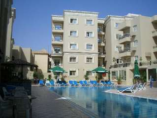 отель Elysees Hurgada Resort 4*