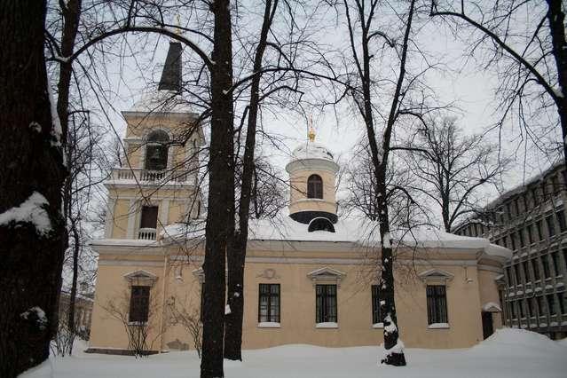 Русская православная церковь, Хельсинки