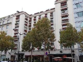 отель Hotel Napoleon Paris 4*