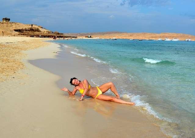 Обязательно поезжайте на Райский остров! 25$ на целый день у Ольги
