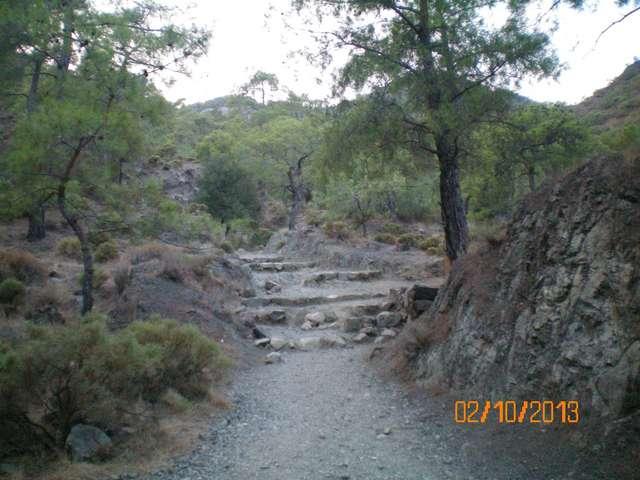 Дорога на Ярнташ