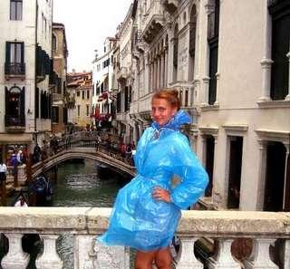 Венеция прекрасна даже в дождливую погоду