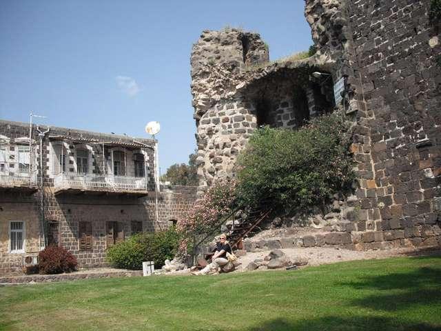 Разрушенная крепость