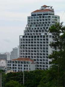 отель Pattaya Hill Resort 3*