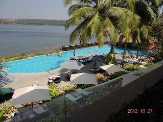 отель Goa Marriott Resort 5*