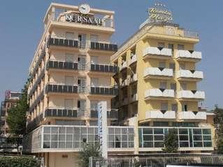 отель Kursaal Rimini 4*