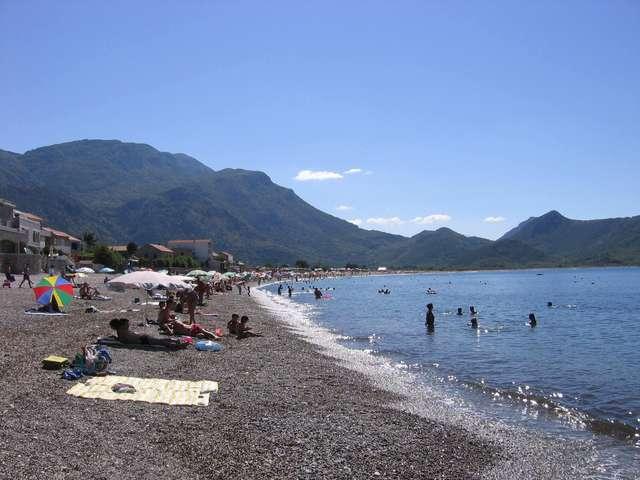 Пляж в Бульярице