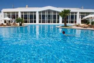 отель Hilton Sharm Waterfalls 5*