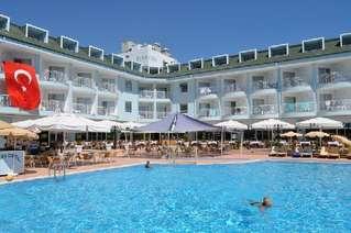 отель Zena Resort 5*