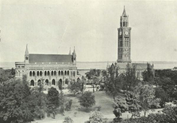 Университет Мумбаи, 1905 год