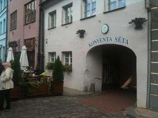 отель Konventa Seta 3*