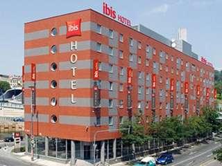 отель Ibis Praha Mala Strana 3*