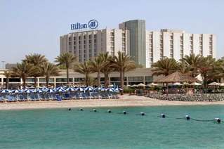 отель Hilton International Abu Dhabi 5*