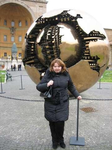 Во дворах Ватикана