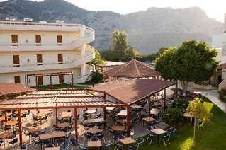 отель Delfinia Resort 4*