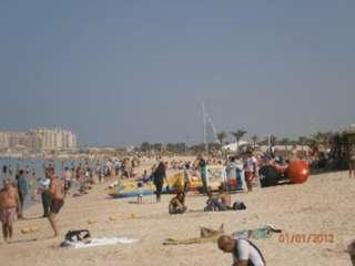 городской пляж Дубаи