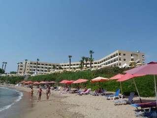 отель Alexander The Great Beach Hotel 4*