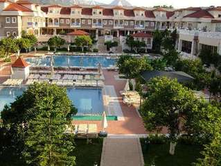 отель Garden Resort Bergamot 5*