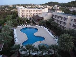 отель Aska Buse Resort 4*