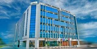 отель Coral Oriental 4*