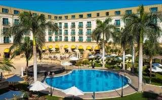 отель Concorde El Salam Hotel Cairo 5*