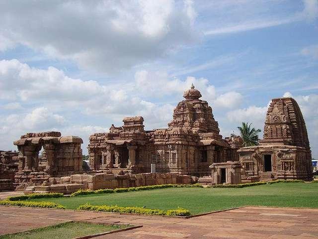 Храмы Кашивисванатха и Малликарджуна