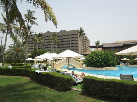 Отель InterContinental Muscat 5*