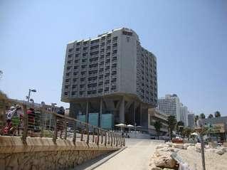 отель Carlton Tel-Aviv 5*