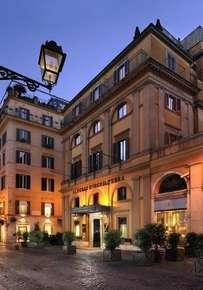 отель Hotel D'Inghilterra 5*