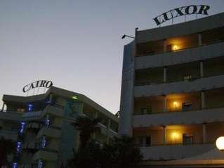 отель Luxor & Cairo 4*