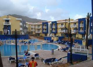 отель Hesperia Playa El Agua 4*