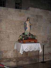 Статуэтка Девы Марии