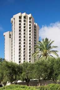 отель Crowne Plaza Jerusalem 4*